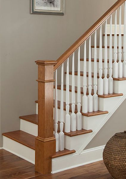 Stair Parts Illinois Crown Heritage Stair Parts Dealer